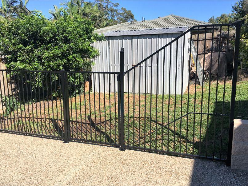 aluminium fencing gold coast