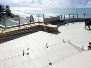 rooftop fencing